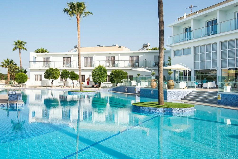 Ciprus 2019 - Dél-Ciprusi üdülés Debrecenből - Fedrania Gardens Hotel