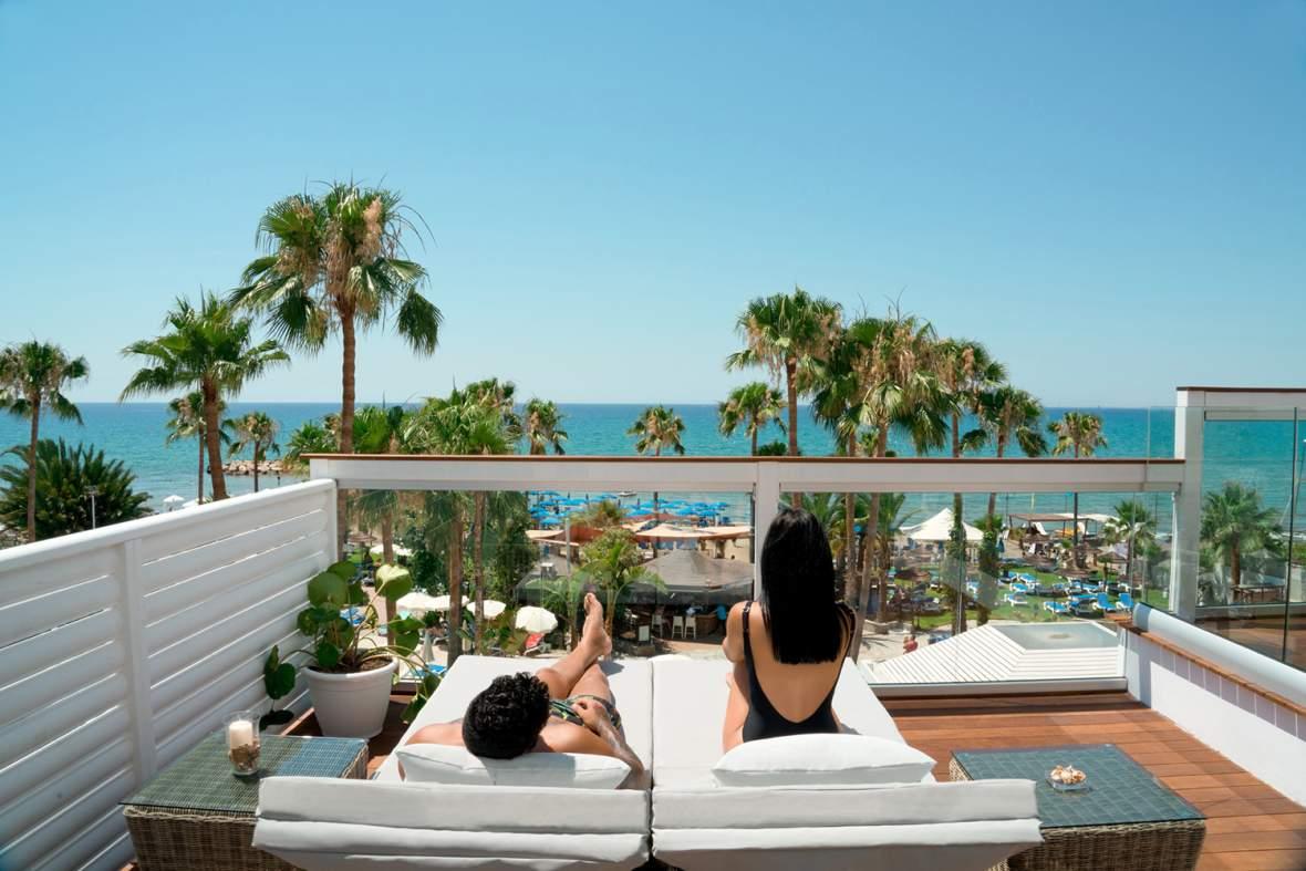 Ciprus 2019-2020 tél/tavasz - Budapesti indulás - Lordos Beach Hotel****