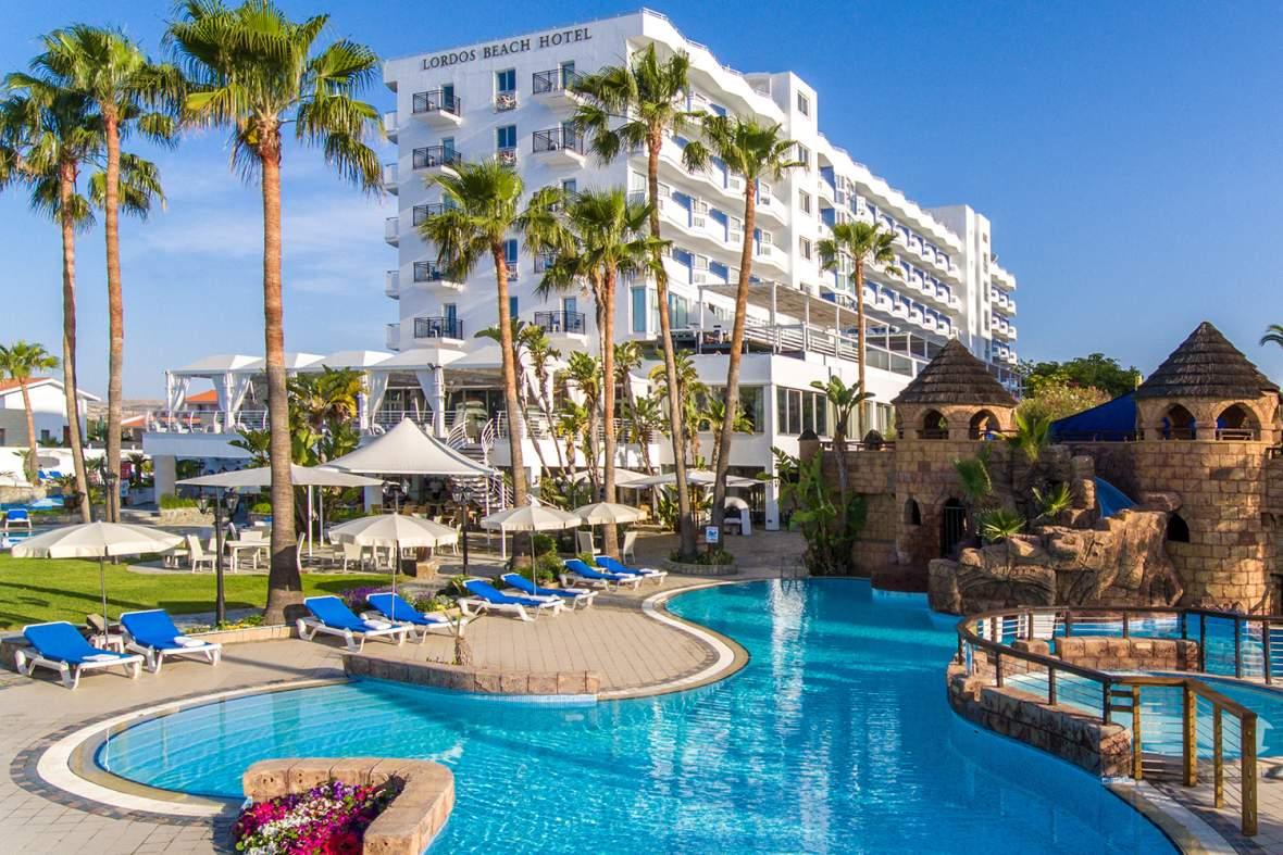 Ciprus 2019-2020 tél/tavasz - Budapesti indulás - Lordos Beach Hotel