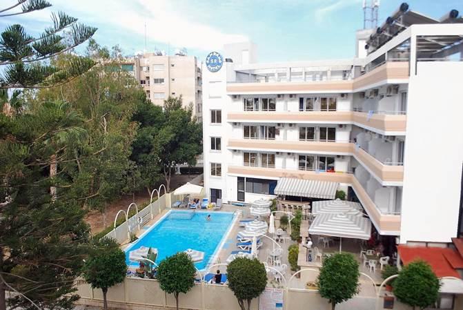 Ciprus 2019-2020 tél/tavasz - Budapesti indulás - San Remo Hotel