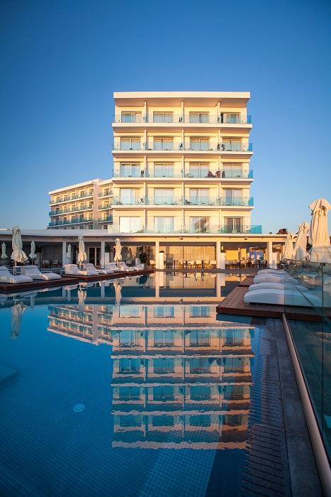 Ciprus - Dél-Ciprusi üdülés 2019. - The Blue Ivy Hotel