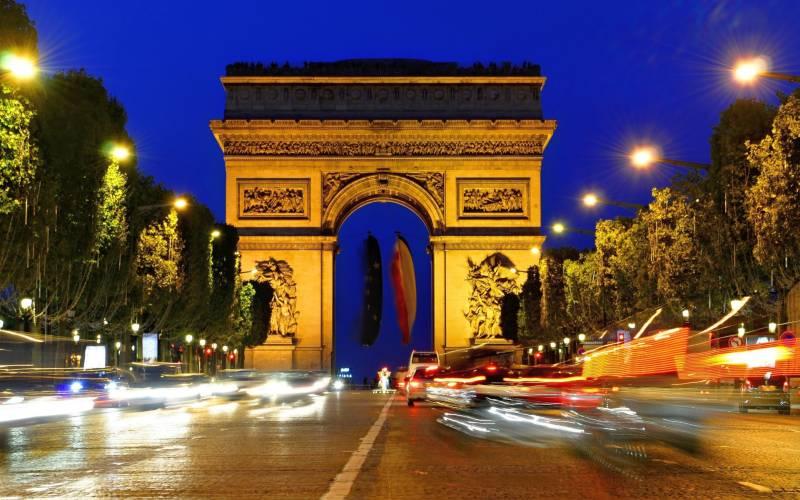 Franciaország - Párizs városlátogatás - Párizs, középkategórájú szálloda