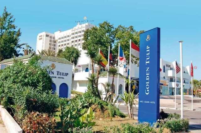 Marokkó - Kasbák útján kiskörút tengerparti nyaral - Anezi Tower Hotel