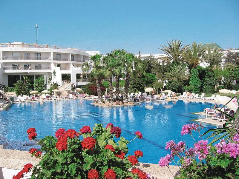 Marokkó - Kasbák útján kiskörút tengerparti nyaral - LTI Agadir Beach Club Hotel