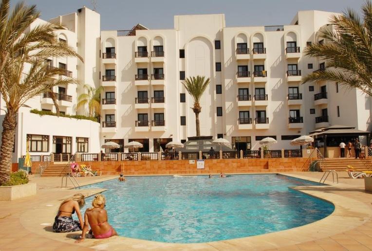 Marokkó - Kasbák útján kiskörút tengerparti nyaral - Tulip Inn Oasis Hotel