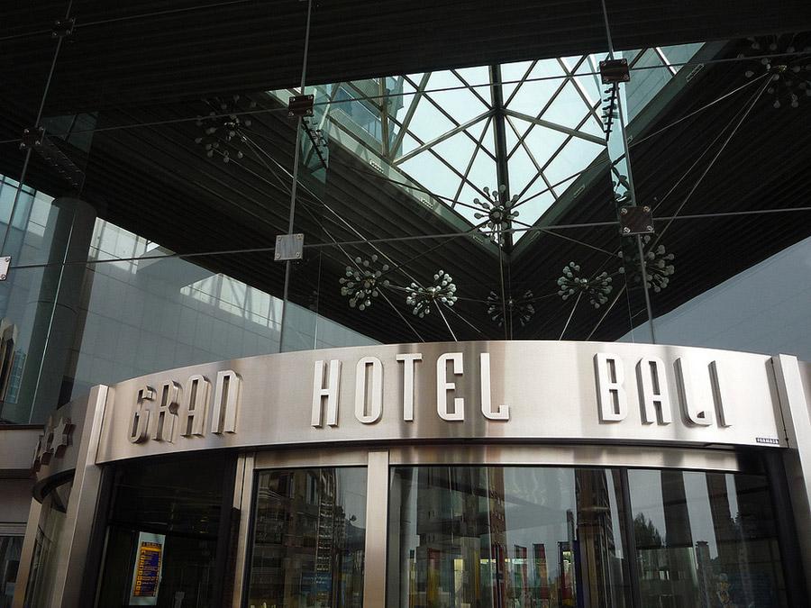 Spanyolország - Costa Blanca-i üdülés 2019. nyár - Gran Bali Hotel