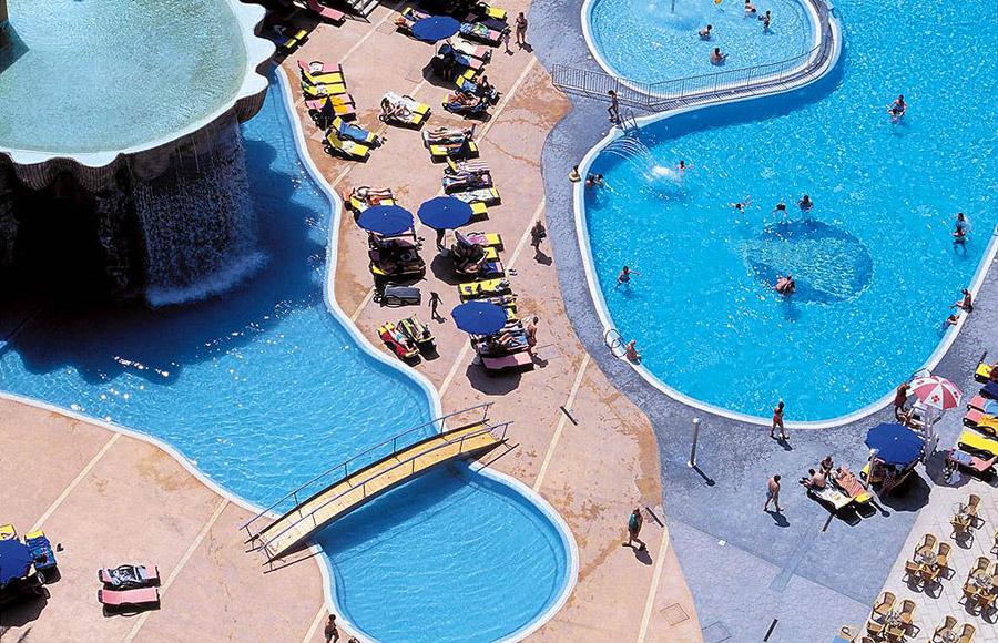 Spanyolország - Costa Blanca-i üdülés 2019. nyár - Gran Bali Hotel****