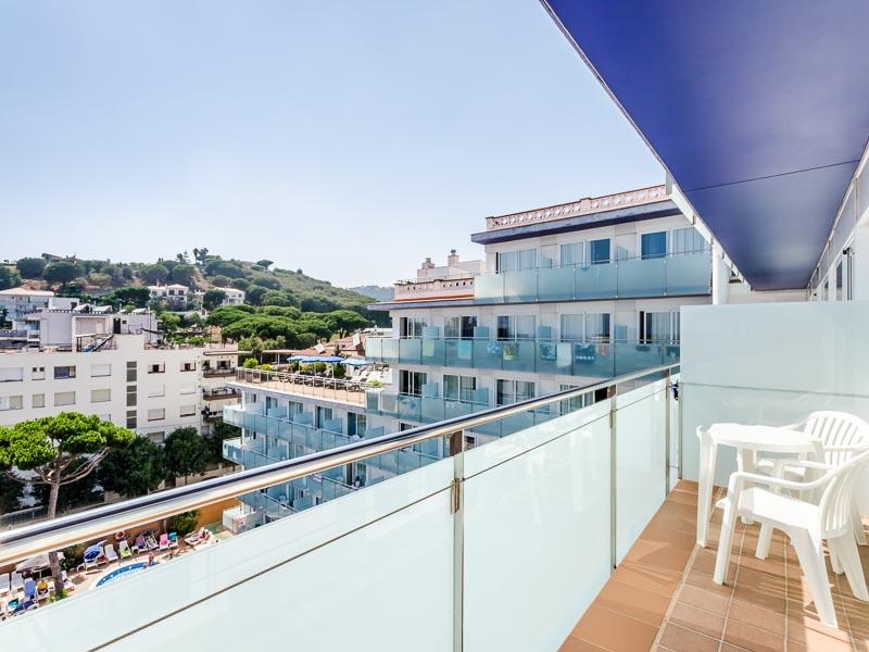 Spanyolország 2019 - Costa Brava-i üdülés nyár - Mar Blau***