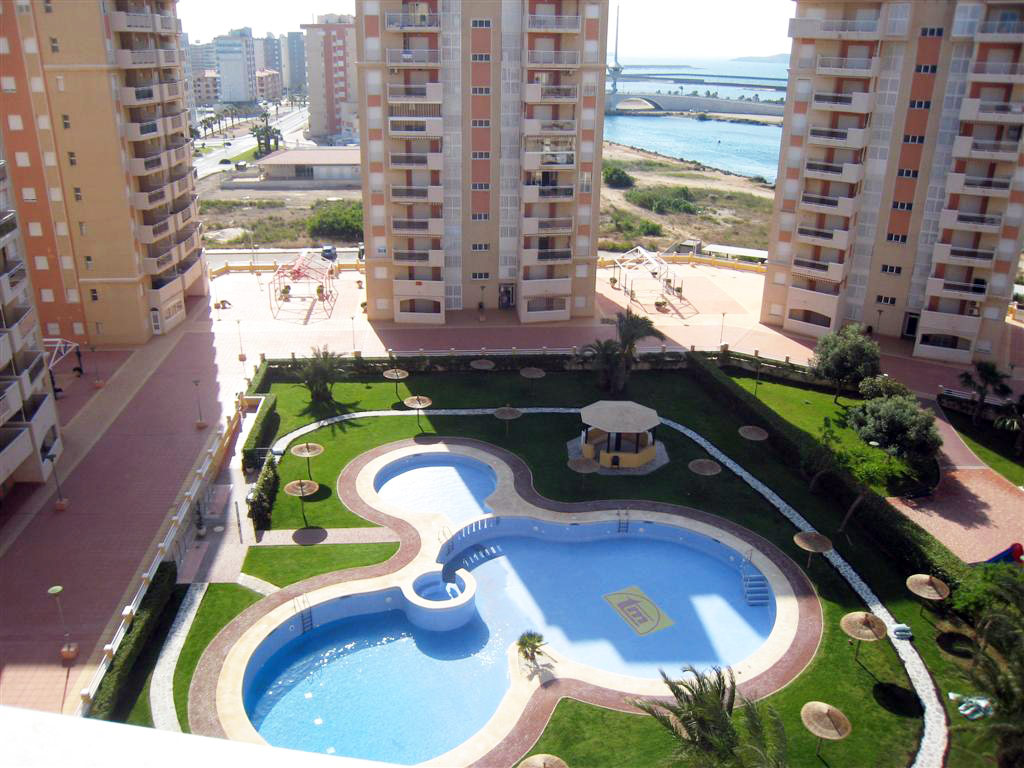 Spanyolország - Üdülés La Mangán 2019. - Puerto Mar Apartmanok